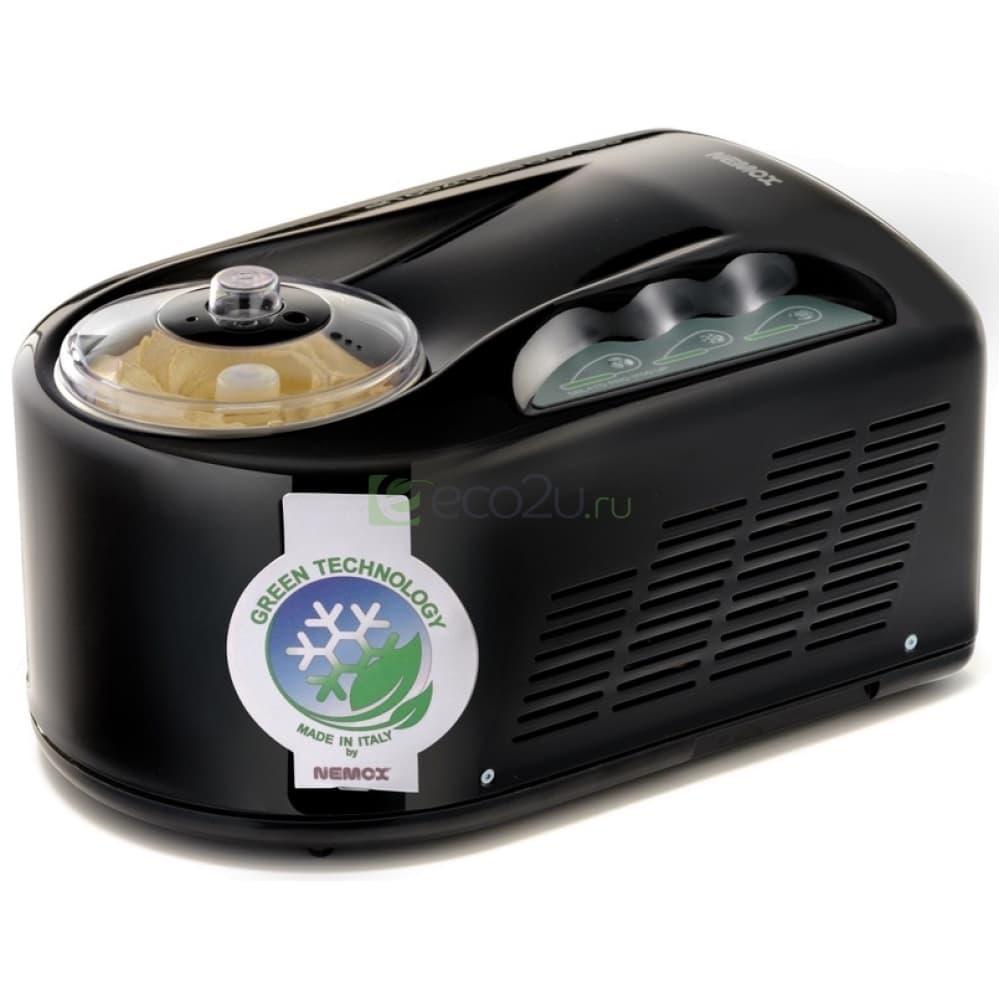 Мороженица Nemox I-Green Gelato Pro 1700UP Black