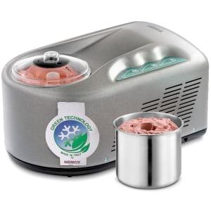 Мороженица Nemox I-Green Gelato Pro 1700UP Silver - фото 2