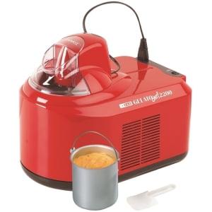 Мороженица Nemox Gelato Chef 2200 Rosso - фото 1