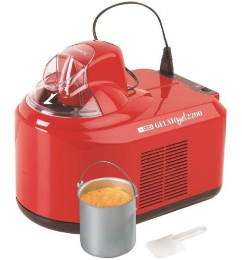 Мороженица Nemox Gelato Chef 2200 Rosso