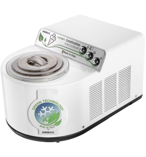 Мороженица Nemox I-Green Gelatissimo Exclusive White