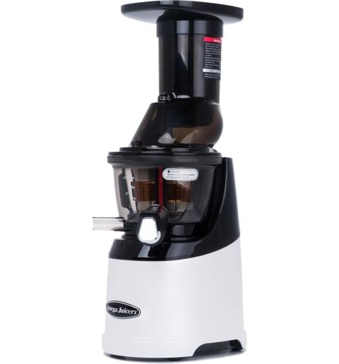 Соковыжималка Omega Juicer MMV-702W, Белая