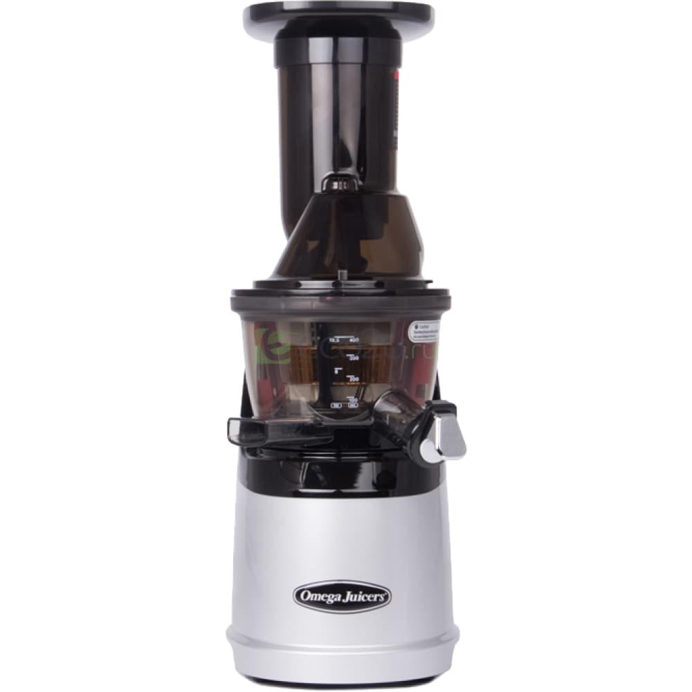 Соковыжималка Omega Juicer MMV-702S, Серебристая