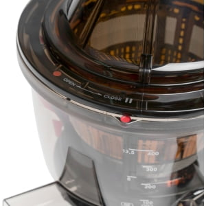 Соковыжималка Omega Juicer MMV-702S, Серебристая - фото 9