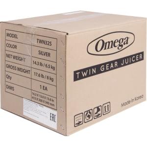Соковыжималка Omega Twin Gear Juicer TWN32S / TWN30S - фото 7