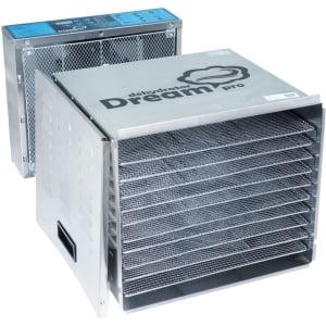 Профессиональный дегидратор RAWMID Dream Pro DDP-10, сталь, 10 лотков - фото 4