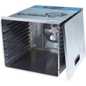 Профессиональный дегидратор RAWMID Dream Pro DDP-10, сталь, 10 лотков - фото 6