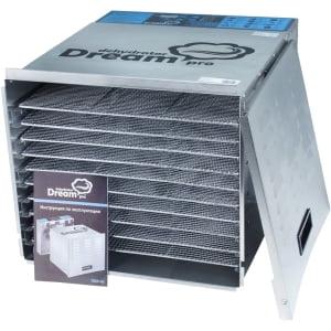 Профессиональный дегидратор RAWMID Dream Pro DDP-10, сталь, 10 лотков - фото 5