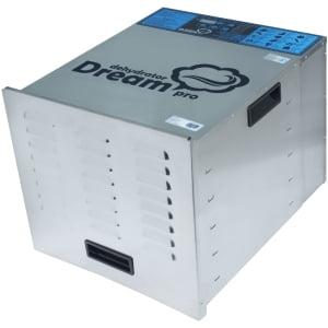 Профессиональный дегидратор RAWMID Dream Pro DDP-10, сталь, 10 лотков - фото 3