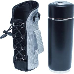 Ионизирующая фляжка RAWMID Dream Flask IDF-01 (в спорт сумке), Черная - фото 4