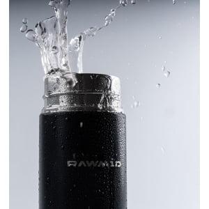 Ионизирующая фляжка RAWMID Dream Flask IDF-01 (в спорт сумке), Черная - фото 2