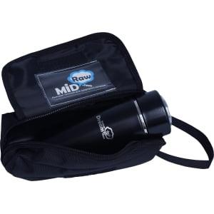 Ионизирующая фляжка RAWMID Dream Flask IDF-01 (в спорт сумке), Черная - фото 16