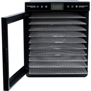 Дегидратор RAWMID Modern RMD-10, Черный - фото 16