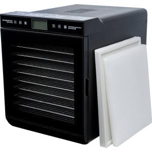 Дегидратор RAWMID Modern RMD-10, Черный - фото 8