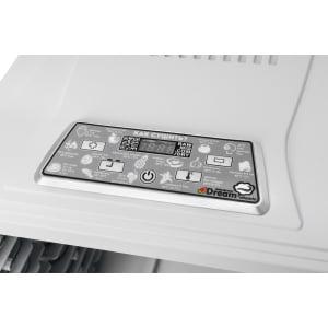 Дегидратор RAWMID Dream Vitamin DDV-10 (10 стальных лотков), Белый - фото 3