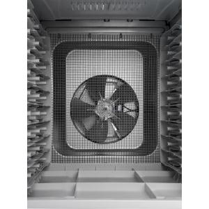 Дегидратор RAWMID Dream Vitamin DDV-10 (10 стальных лотков), Белый - фото 22