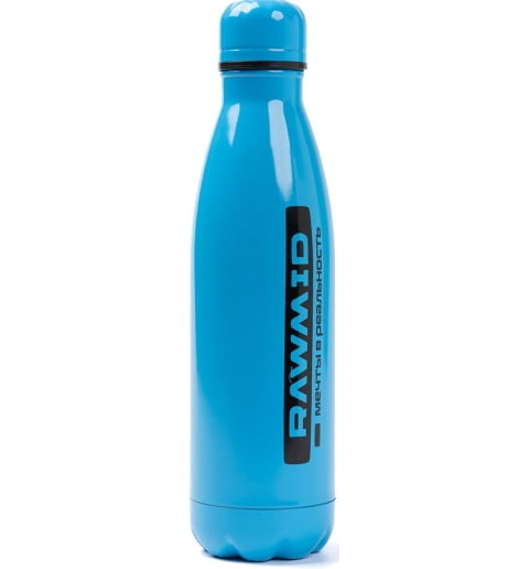 Спортивная бутылка RAWMID стальная, Синяя