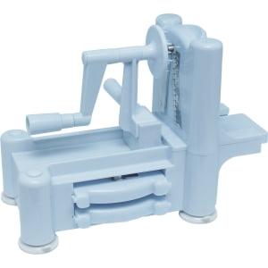 Терка спиралерезка RAWMID Zoodler GDZ-01, Белая - фото 1
