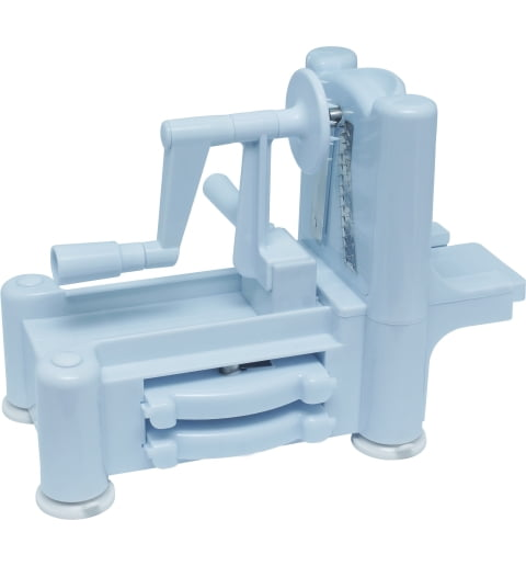 Терка спиралерезка RAWMID Zoodler GDZ-01, Белая