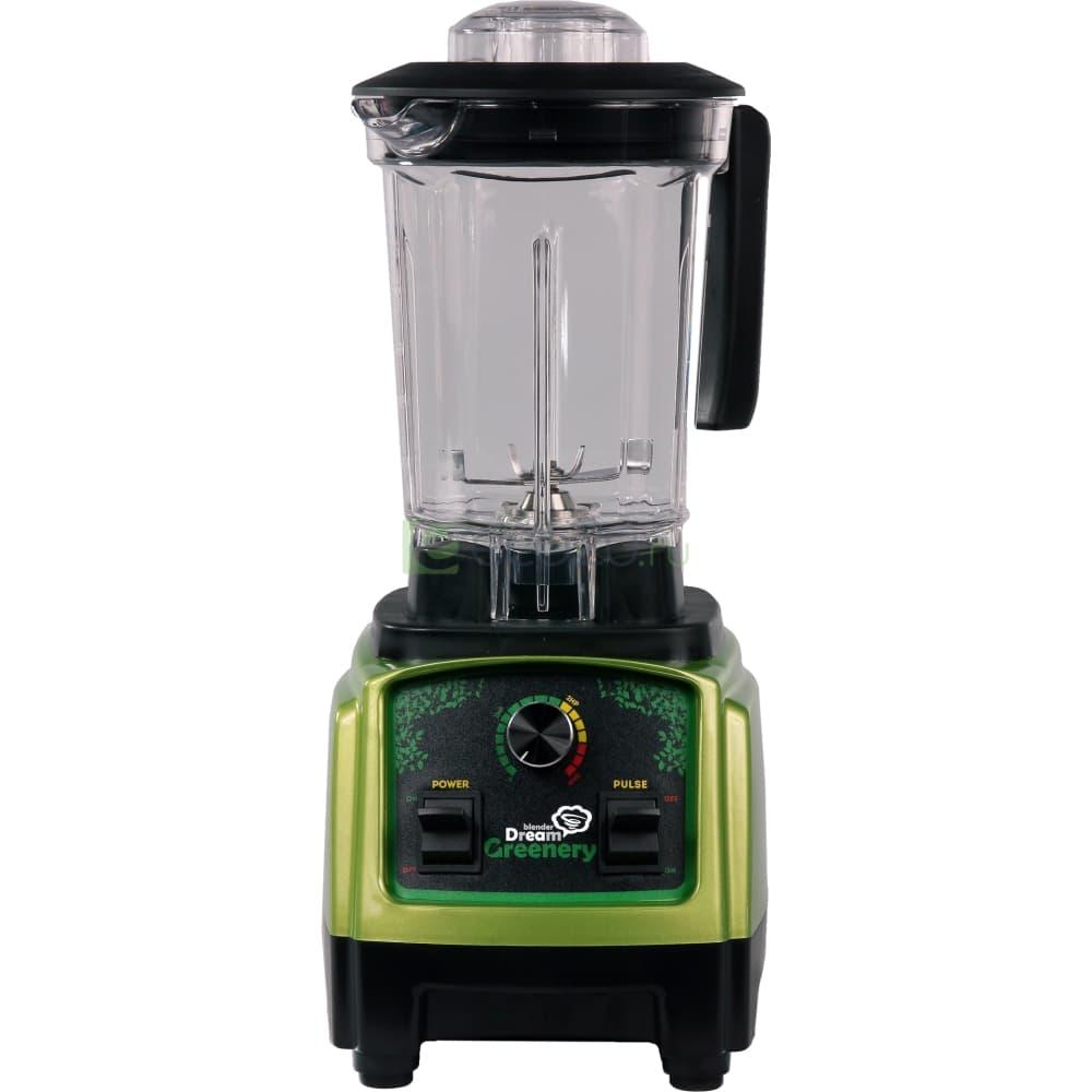 ПРО блендер RAWMID Dream Greenery 2 BDG-03, Зеленый