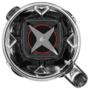 Профессиональный вакуумный блендер RAWMID Future RFB-02, Черный - фото 5