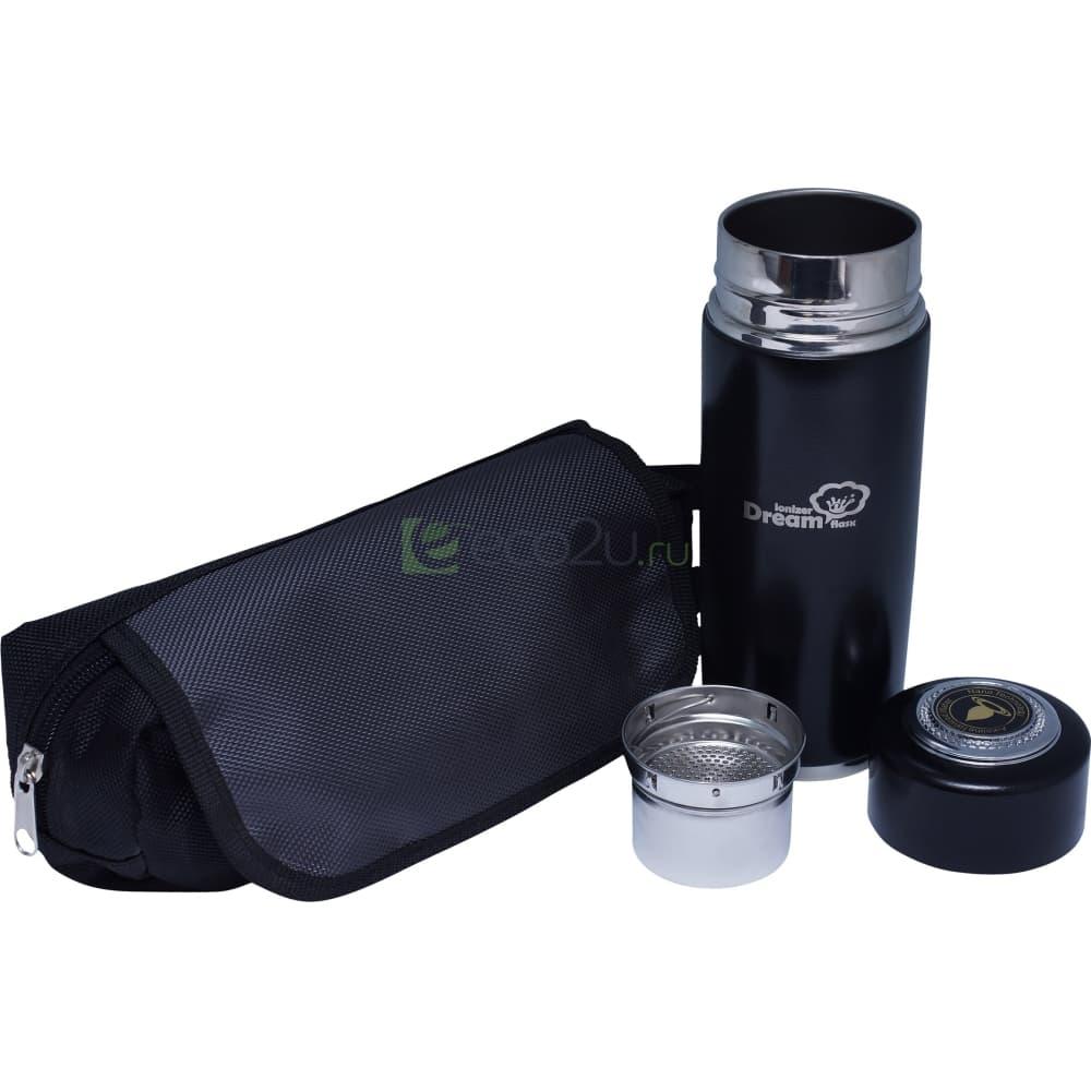 Ионизирующая фляжка RAWMID Dream Flask IDF-01 (в классической сумке), Черная