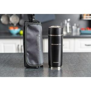 Ионизирующая фляжка RAWMID Dream Flask IDF-01 (в классической сумке), Черная - фото 6