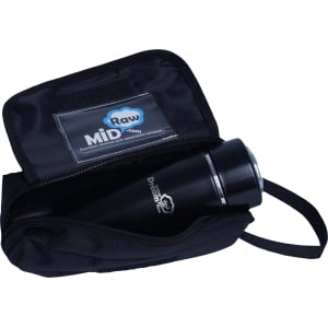 Ионизирующая фляжка RAWMID Dream Flask IDF-01 (в классической сумке), Черная - фото 13