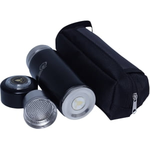Ионизирующая фляжка RAWMID Dream Flask IDF-01 (в классической сумке), Черная - фото 10