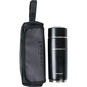 Ионизирующая фляжка RAWMID Dream Flask IDF-01 (в классической сумке), Черная - фото 11