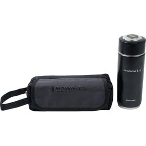 Ионизирующая фляжка RAWMID Dream Flask IDF-01 (в классической сумке), Черная - фото 9