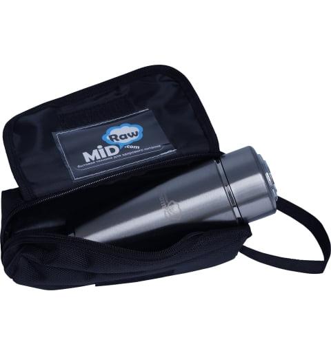Ионизирующие фляжки RAWMID Dream Flask IDF-01 (в классической сумке), Серебристый
