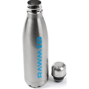 Спортивная бутылка RAWMID стальная, Серебристая - фото 2