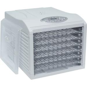 Дегидратор RAWMID Dream Vitamin DDV-06 (7 пластиковых лотков), Белый - фото 1