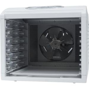 Дегидратор RAWMID Dream Vitamin DDV-06 (7 пластиковых лотков), Белый - фото 5