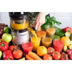 Шнековая соковыжималка RAWMID Vitamin RVJ-02 - фото 14