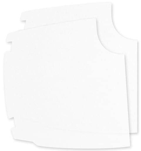Листы для мелких семян (10 шт) к RAWMID Dream Sprouter SDM-02