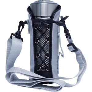 Ионизирующая фляжка RAWMID Dream Flask IDF-01 (в спорт сумке), Серебристая - фото 6