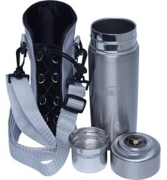 Ионизирующие фляжки RAWMID Dream Flask IDF-01 (в спорт сумке), серебристый
