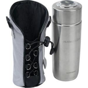 Ионизирующая фляжка RAWMID Dream Flask IDF-01 (в спорт сумке), Серебристая - фото 8
