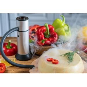 Дымогенератор для холодного копчения RAWMID Aroma Smoking Gun RAS-01 - фото 5