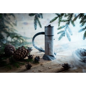 Дымогенератор для холодного копчения RAWMID Aroma Smoking Gun RAS-01 - фото 10