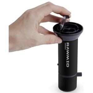 Дымогенератор для холодного копчения RAWMID Aroma Smoking Gun RAS-01 - фото 15