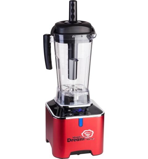 ПРО блендер RAWMID Luxury Dream 2 BDL-09, Металл, Красный