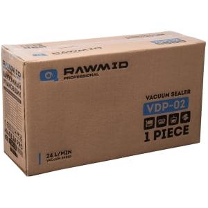 Вертикальный вакуумный упаковщик RAWMID Dream PRO VDP-02 - фото 21