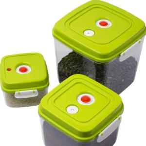 Набор вакуумных контейнеров RAWMID - фото 6