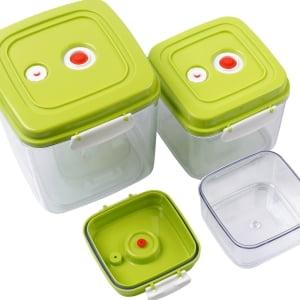 Набор вакуумных контейнеров RAWMID - фото 1