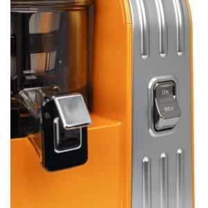 Соковыжималка Sana Juicer EUJ-828, Оранжевая - фото 8