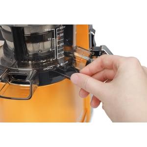 Соковыжималка Sana Juicer EUJ-828, Оранжевая - фото 2