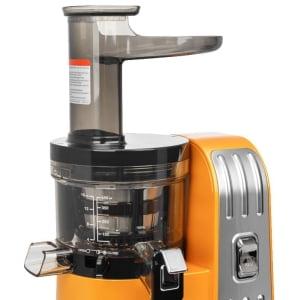 Соковыжималка Sana Juicer EUJ-828, Оранжевая - фото 7